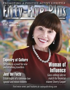 Fifty Five Plus Magazine