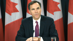 Finance Minister Revises Government's Economic Outlook