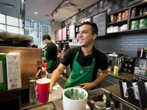 Starbucks Canada targets youth unemployment with program to hire at-risk young people